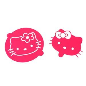 pochoir à gateau Hello Kitty
