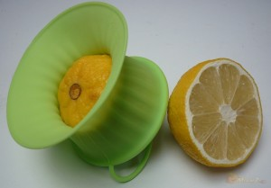 presse citron silicone Lékué
