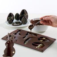 Moule Pâques en 3D Lékué