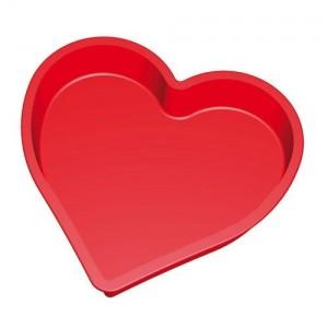 moule coeur silicone Lékué