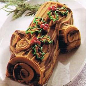 moule buche de Noël Nordic Ware