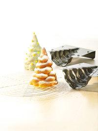 moule sapin de Noël en 3D