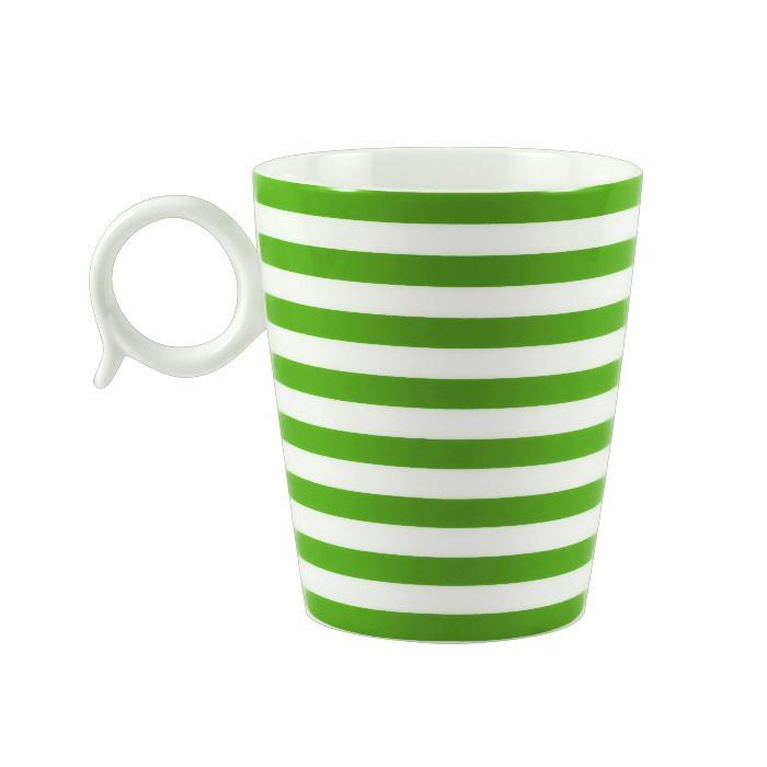 mug FRESHNESS à pois ou à rayures