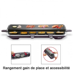 L'appareil à raclette Tefal Simply Line
