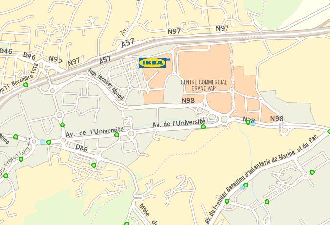 Ikea Toulon