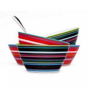 Vaisselle à rayures Origo