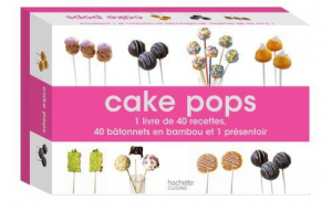 Coffret cake pops