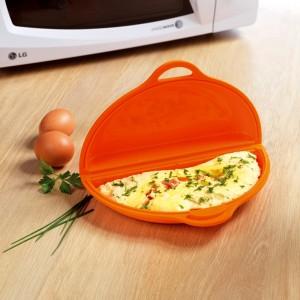 Cuit omelette en silicone