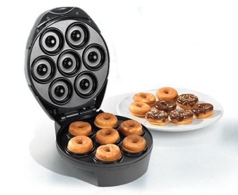 Appareil donuts tristar for Appareil cuisine conviviale
