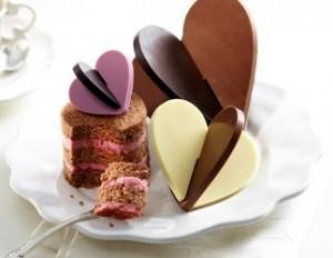 Moule coeur pour la Saint Valentin